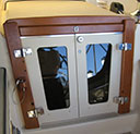 Companionway Doors on Island Packet 445