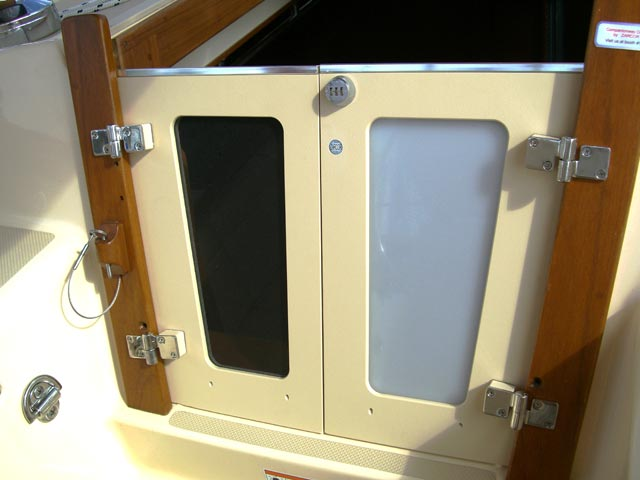 Zarcor Companionway Doors Image Gallery