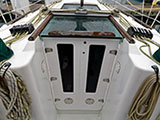 Companionway Doors By Zarcor Provides Style Comfort And