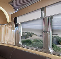 Oceanair Shades For Airstream And Other Rv Trailers From